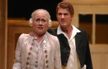 Ich als Cherubino mit Figaro (Jens Søndergaard)